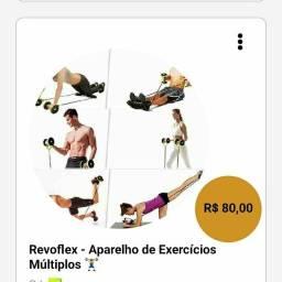 Aparelho de exercícios Revoflex