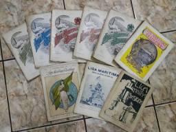 Revistas Liga Marítima (década de 1910)
