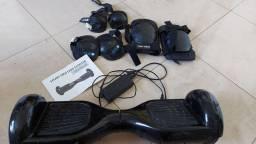 Hoverboard com Bluetooth e bateria Samsung
