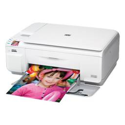 Impressora Multifuncional Hp Photosmart C4440