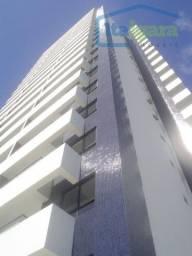Apartamento com 1 dormitório para alugar, 74 m² - Itaigara - Salvador/BA
