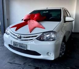 Toyota Etios 2015 Completo