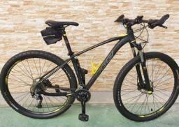 Bike Oggi 7.2 Big Wheel 2020 Aro 29 Conjunto Shimano Alivio 18v, Tam 17, Novíss, Nota, Gar
