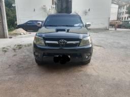Toyota Hilux srv 4x4diesel automática