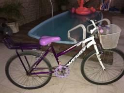 Bicicleta Nova Wendy
