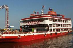 Entrada apartir de 50.000,00 - Ferry Boat