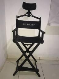 Cadeira diretor maquiador DAYMAKEUP