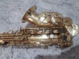 Sax soprano, marca blaver