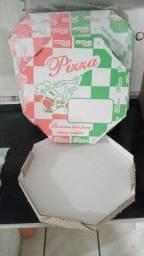 Caixas de pizza