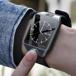 Top . Relogio Smartwatch DZ09 pega chip e Cartão de memória !! Original