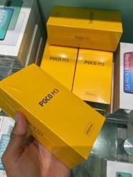 XIAOMI POCO M3 128GB 6000mAh bateria novos disponíveis