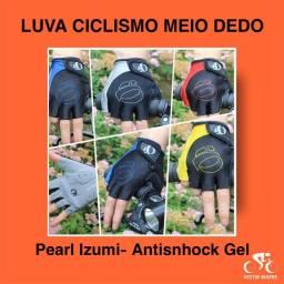 Luva Ciclismo Meio Dedo Gel - Pearl Izumi
