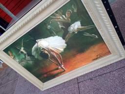 Quadro de bailarinas