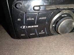 Vendo som de carro da Buster