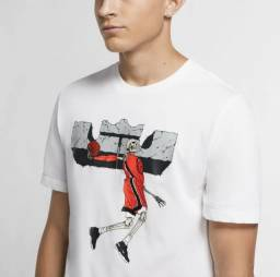 Camiseta Nike Dri-FIT LeBron Logo Masculina TAM. M