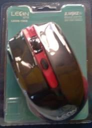 Mouse Usb Sem Fio 2.4ghz Leon gts  modelo Leon 1504