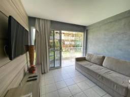 EM/ Flat em Muro Alto, Condomínio Marupiara, 2 quartos, 1 suíte