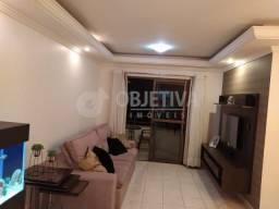 Apartamento para alugar com 3 dormitórios em Santa monica, Uberlandia cod:469904