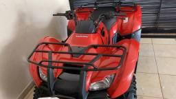 Quadriciclo Honda Fortrax 4x4 2013