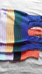 Croped de tricot