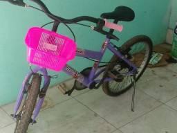 Bicicleta Lindona Menina
