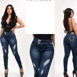 Calça jeans marca W.Pink