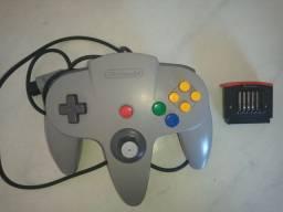 Expasion pack e controle originais N64