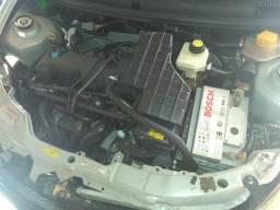Carro ford ka 2006 ar, alarme em dias - 2006