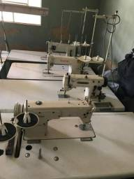 MAquinas de Costura/ Alternada / Reta / Travete Electrónico