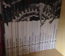 Coleção charlie Chaplin dvd folha de sp