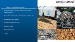 Projeto de reciclar lixo e produzir energia