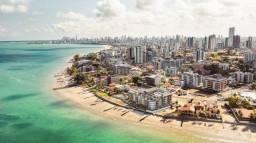 Lançamento beira mar da Praia do Bessa - 2 Quartos