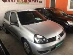 Clio 1.0 Campus 16v Flex 4p Manual - Renault - 2011 - 2011