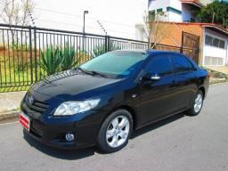 Corolla xei 2009 automático blindado imbra nível 3A sem delaminação !!! - 2009