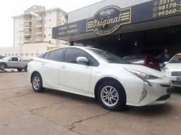 Toyota prius 2016 branco hybrid - 2016