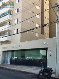 Apartamento com 3 dormitórios à venda, 108 m² por R$ 600.000 - Universitário - Uberaba/MG