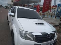 Toyota Hilux 3.0 4x4 Srv - 2012