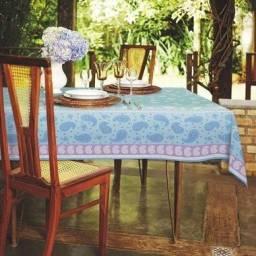 Toalha de mesa Santista