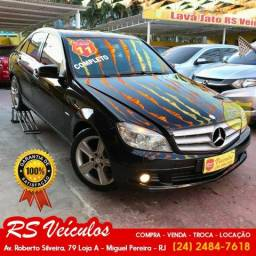 Mercedes Benz C-180 Blue Efficiency 1.8 Turbo Estado de 0km - 2011