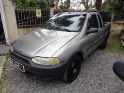Fiat - Strada 1.5 CE Working - 2001 - 2001