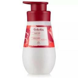 Desodorante e Hidratante Corporal Natura Todo Dia Cereja e Avelã 400ml Novo