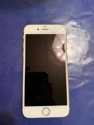 IPhone 6 gold 16gb com biometria