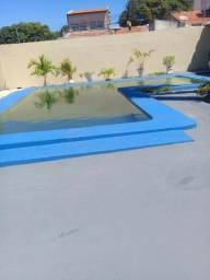 Alugo - casa de 4 quartos e piscina próximo ao Shopping Imperial