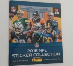 Álbum completo NFL 2016 - Raridade
