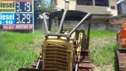 Trator Cat D4E Ano 90