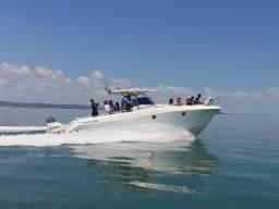 Lancha Fishin 32 Raptor aceito troca por carro ou embarcação menor - 2010