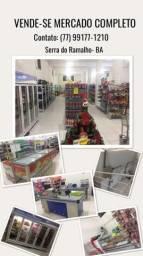 Vende-se Supermercado
