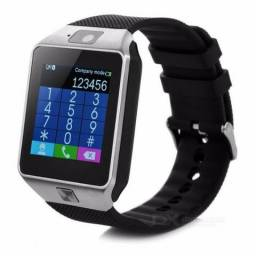 Relógio Bluetooth Smartwatch Gear Chip Dz09 Iphone Android