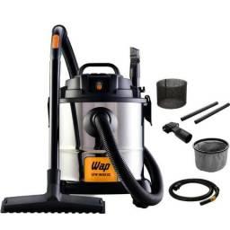 Aspirador de Água e Pó 20 Litros 1600W - Wap