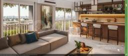Apartamento com 3 quartos no Eko Life Style - Bairro Setor Marista em Goiânia